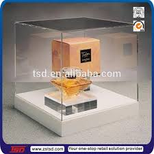 Acrylic Perfume Display Stand Tsda100 Custom Cosmetic Shop Pos Acrylic Display Box Model 26