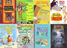 8 great chapter books for third graders
