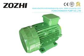 Aluminum Housing High Efficiency Induction Motor Ie2 Ms132s2