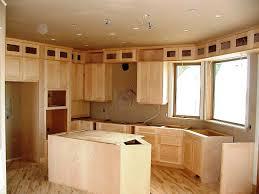 Unfinished Kitchen Furniture Unfinished Shaker Kitchen Cabinets Eva Furniture