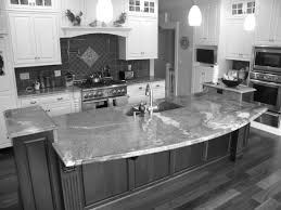White Kitchen Cabinets Grey Granite Worktops The Maple Info Home