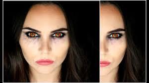 the originals hybrid halloween makeup tutorial hayley