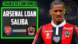 Karriere statistikker (optrædener, mål, kort) og transferhistorik. William Saliba Completes Nice Loan From Arsenal Arsenal Transfer News Youtube