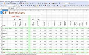 Excel Budget Examples Business Spreadsheet Templates Budget Examples Example Small