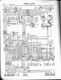 similiar 1957 ford thunderbird wiring harness keywords 1957 wiring diagram