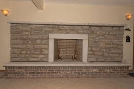 Renovate Brick Fireplace Masonry Capabilities Materials Lencyk Masonry