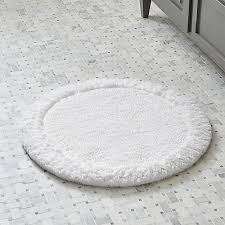 Elegant Round Bathroom Rugs With Additional Small Home Interior