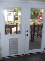 french door with dog door built in. 13 breathtaking doggie doors for french design photograph door with dog built in i