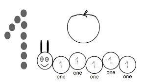 Small Picture Free preschool worksheets for printable preschoolers math
