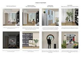 Interior Design Student Competitions 2017 Hong Kong Pixel Homes Competition Winners