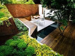 Small Backyard Landscaping Ideas-Hilgard Garden by Mary Barensfeld  Architecture