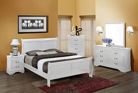 Louis Philippe Furniture Bedroom Cm3600 Louis Philippe White Cm3600white Pfc Furniture