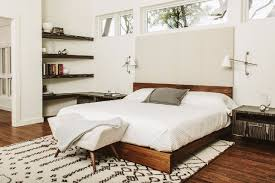 Mid Century Modern Master Bedroom Clean Cut Mid Century Bed Minimalist  Indistrual Design Master Bedroom Ideas Inspirations And Also Best Designs