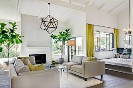 modern lighting living room. Geometric Structure - Hanging Lamp 40 Lighting Ideas For Living Room Cool, Modern Lamps