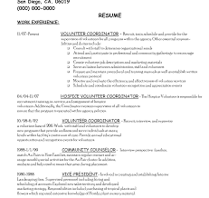 How To List Work Experience On Resume Resume Template Unusual Volunteerrk On How To List Sample Best Of 24