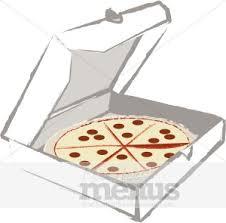 pizza box clipart. Beautiful Box In Pizza Box Clipart P