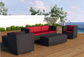 Attractive Outdoor Sofa Set with Modern Outdoor Patio Sofa Sets