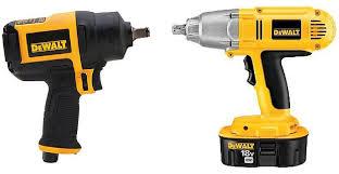 dewalt impact driver vs drill. impact driver vs wrench dewalt drill i