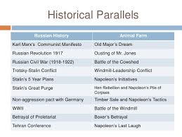 Animal Farm Character Chart How The Animal Farm Is Parrallel To The Russian Revolution