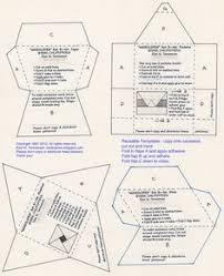Free Mini Envelope Template For You! | Pinterest | Envelopes ...
