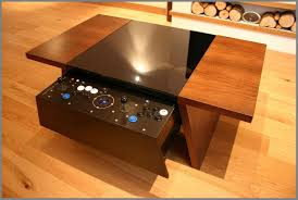 explore gallery of diy arcade coffee table 10 of 20 nick nerd arcade coffee table australia