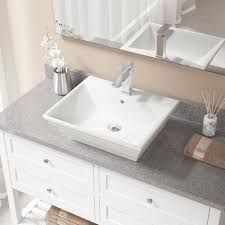 mr sinks and faucets.  Faucets MR Direct V160 Bisque Porcelain Sink With Chrome Faucet And Popup Drain  720 Intended Mr Sinks And Faucets N