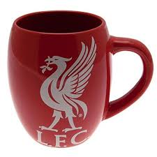 liverpool fc official football gift tea tub mug a great birthday gift idea for men and boys