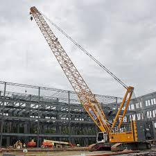 Liebherr Lr 1400 Load Chart Crawler Crane Boom Lattice Construction Lr 1300 Liebherr Cranes