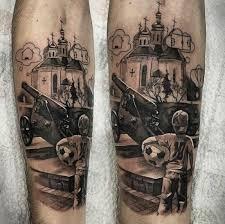 ярмоленко сделал тату с изображением из своего детства футбол в
