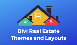 Layouts Blue 11 Best Divi Real Estate Themes And Layouts Divi Cake Blog
