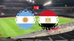 بث مباشر | مشاهدة مباراة مصر والارجنتين في اولمبياد طوكيو 2020 يلا شوت