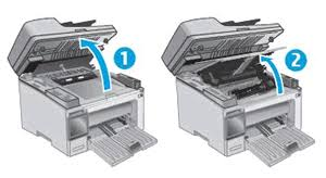Keep things simple with a compact hp laserjet pro mfp powered by jetintelligence toner cartridges. Hp Laserjet Pro Ultra Printers Replacing The Toner Cartridge Hp Customer Support