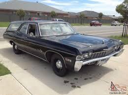 Chevy Impala Hearse