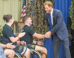oval office july 2015. salute prince harry met members of wheelchair basketball teams at the center he shook oval office july 2015 r