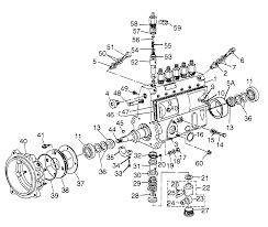 Body assembly fuel injection pump