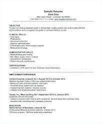 Medical Student Resume Medical Resume Template Free Medical Resume