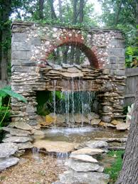 Small Picture Garden Waterfalls Design Ideas House Interior And Furniture