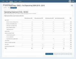 Expences Forms Ntd Reporting System Forms Federal Transit Administration