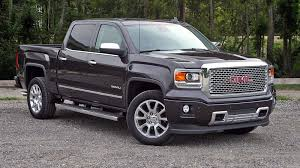 2015 GMC Sierra 1500 Denali - Driven Review - Top Speed