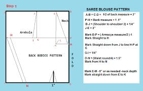 Make A Simple Sari Blouse A Free Diy Pattern Sew Guide