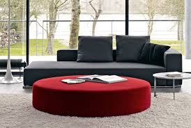 Living Room Chairs And Ottomans Large Circular Ottoman Living Room Chairs And Ottomans Round