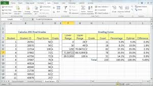 How To Use Solver In Excel Excel 2010 Using The Solver