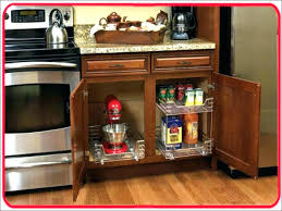 kitchen cupboard e rack storage cabinet 9 inch pull out full image for organizer shelf drawer