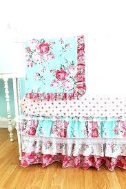 rose crib bedding set rose crib bedding white bed rose baby bedding set