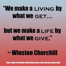 Charity Quotes Amazing Charity Quotes Inspirational Fundraising Quotes To Use