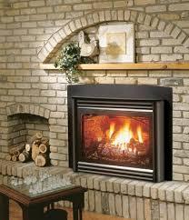 kingsman direct vent gas fireplace insert idv33