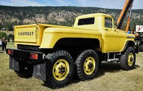 1959 Chevrolet Apache 38 6X6 pickup truck | Logging Show @ M… | Flickr