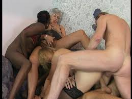 Orgy british mature granny