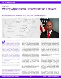 Journal of International Peace Operations Vol. 7, No. 1 (July-August 2011)  by Jessica Vogel - issuu