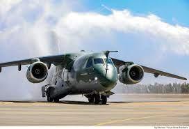 Cargueiro da Embraer KC-390 muda de nome para C-390 Millennium após acordo  com a Boeing - Fotos Publicas
